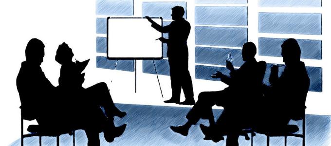 presentation for job interview