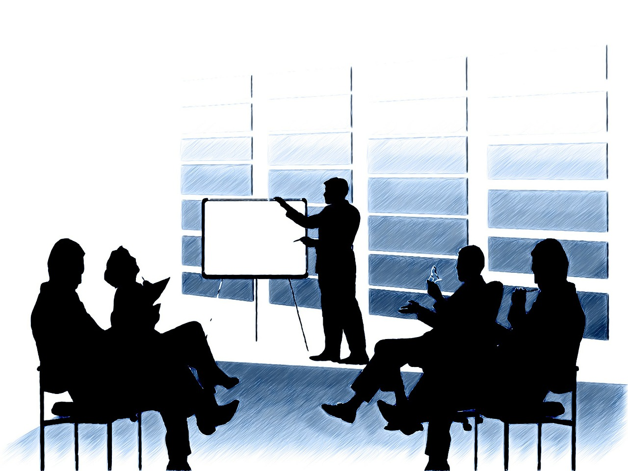 job interview presentations